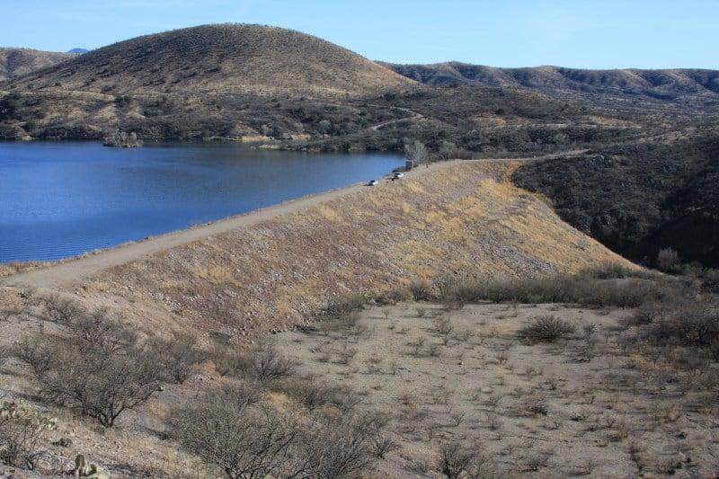 case study patagonia lake state park